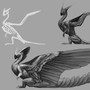 dragon by CatgeckoMironov