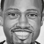 Terrence J Portrait by RadiBits