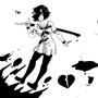 Sailor Fuku Sally [edgy ver.] by Rocketchoochoo