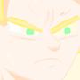A Super Duper Super Saiyan by DragonDragg