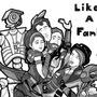 Like a Family by WobbleLikeAJelly