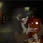 Kuchisake-onna Halloween by albinoscreeching