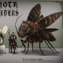 Moth riders by Kiabugboy