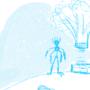 Environment Design Sketches - Mixnmatch by BTWComics