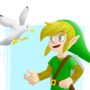 Link and Gull by Donpatch-XD