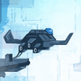 Sci-fi Hangar by arty-farty