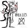 HELLO. by SnoozlytheI