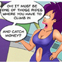 Money Hole (Page 3) (ADULT) (Futurama comic) by nikisupostat