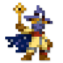 Day #89- Wizardmon by JinnDEvil