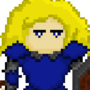 Pixel Warrior by Xylophonewarrior