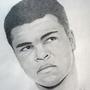 Muhammad Ali by Damrock