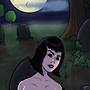 Triana Learns Necromancy by ALROM