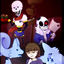HorrorTale by damian-fluffy-doge
