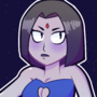 Raven (Teen Titans) by ThisIsntEli