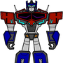 Transformers Elite Optimus Prime by SRGduck