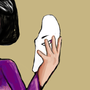 Geisha Character Design by LauraBR