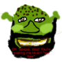Shrek + Keemstar by badcactusproductions