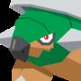 Torterra Vector by DragonChaser123