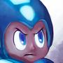 Megaman by Wonulu