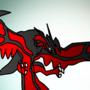 Pokemon Yveltal Fan Art by NeXuSFlame