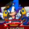 Super JoJo's XD & Knuckles Ft. Dante from the DmC Series vs Capcom HD Remix Turbo 2