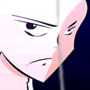 Saitama vs Black Goku scene 1 by Animetion97