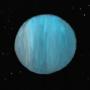 Uranus, an oil painting by asx1313