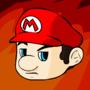 Sassy Mario by StaggerNight