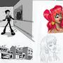 free drawing by BillSchim