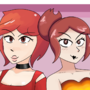 superheated - Sisters by MexicanArmadillo