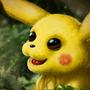Pikachu by MelesMeles