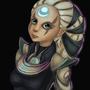Diana - Fan Art - League of Legends by iQ-Hunter