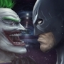 Joker VS Batman! by deafguitarist063