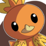 Torchic by LinkNiak