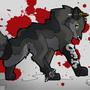 Bad Wolf by TheBurningDonut