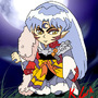 Chibi Sesshomaru by KittyKat87