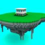 Floating Island by Frak-Turau