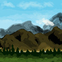 Unnamed Mountains by Anarc-Ak2247