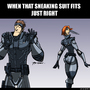 MEME GEAR SOLID by Sabrerine911
