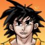 """Goku """"my style"""" by Bawrf"""