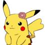 Female Pikachu by StaggerNight