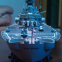 1/350 Tamiya USS New Jersey by Fallschirmfuchs