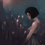 Dream | Krita 3 Speedpaint by MartsArt