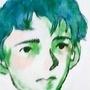 blue weird boy by nahuami