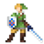 Day #116 - Link by JinnDEvil
