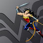 Wonder Woman wallpaper by eMokid64