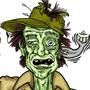 Zombie Noodling by Dobbinsky