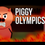 Piggy Olympics by nuxttux