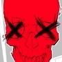 Three Skulls by Imrie