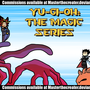 yugioh: the magic series by themurphler